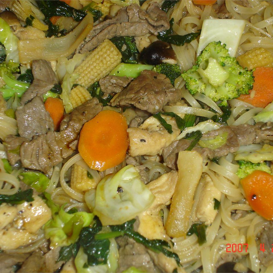 Chap Chee Noodles MOLLE888
