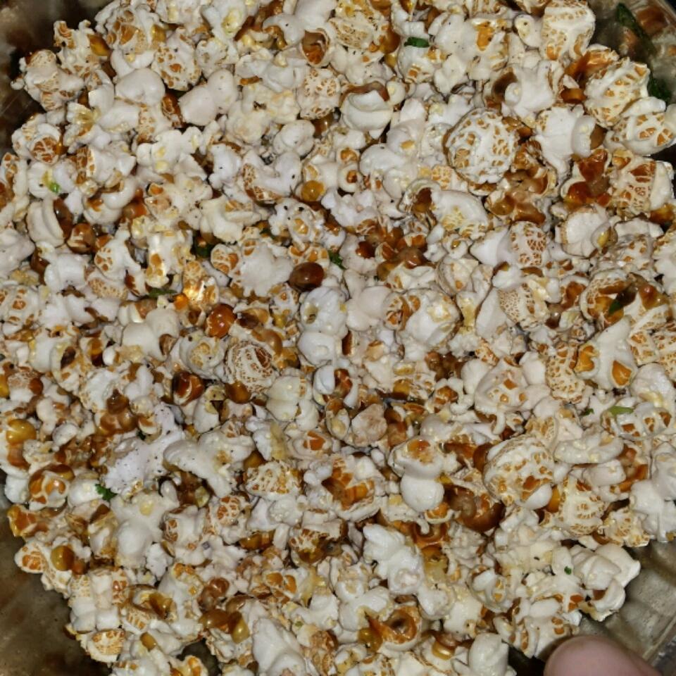 Coconut Oil Popcorn Dan Horbal