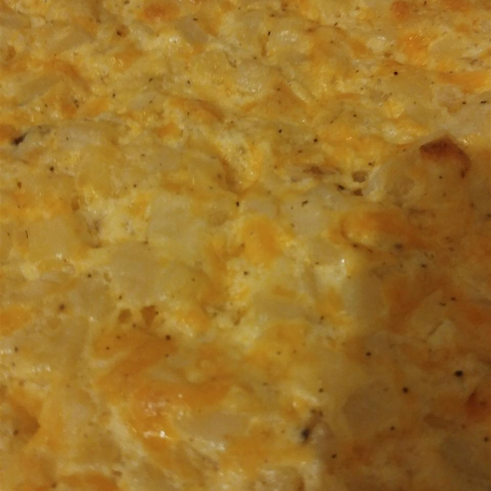 Cheesy Hash Browns