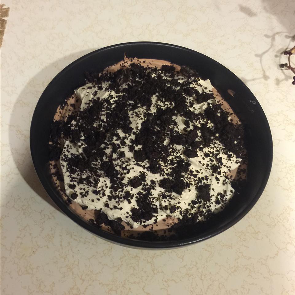OREO® Triple Layer Chocolate Pie