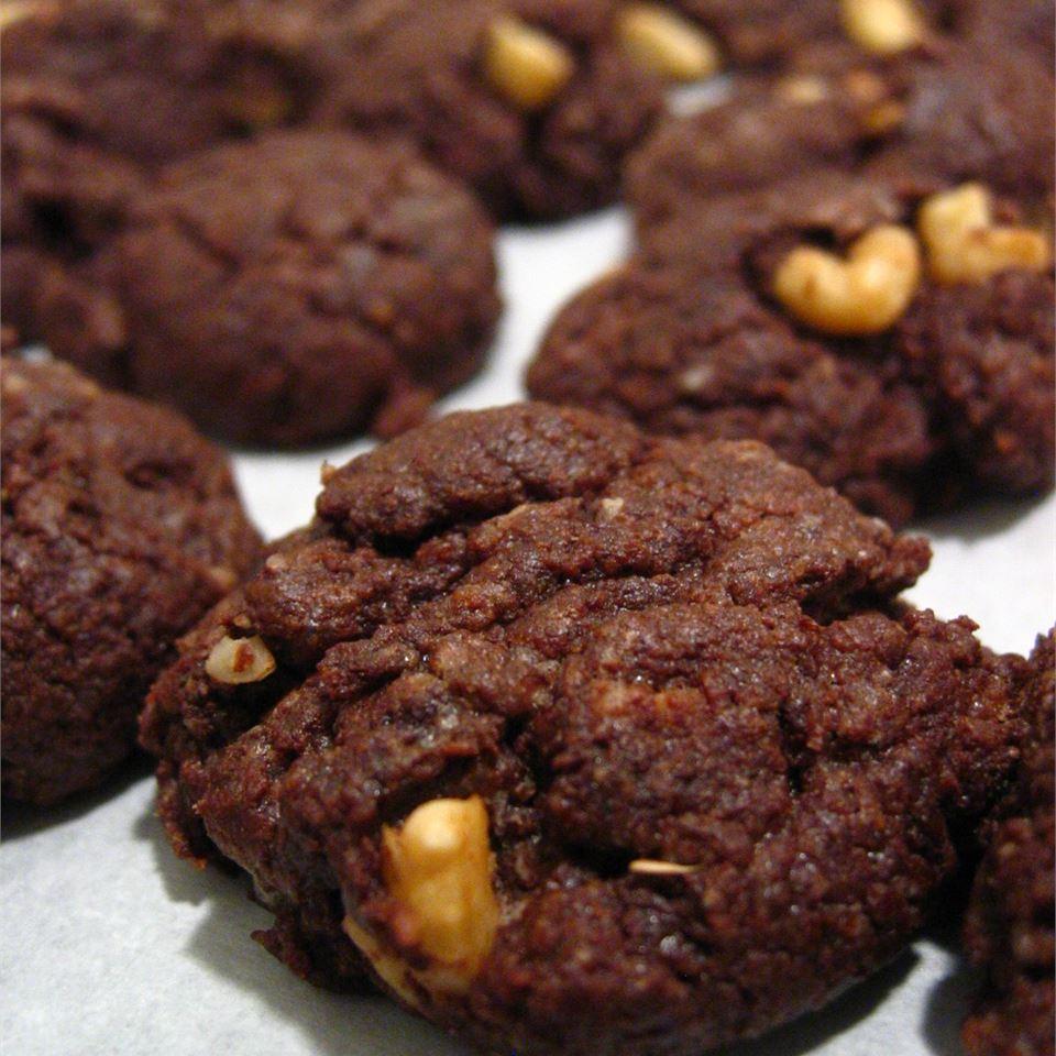 Chocolate Crinkles I mrschan