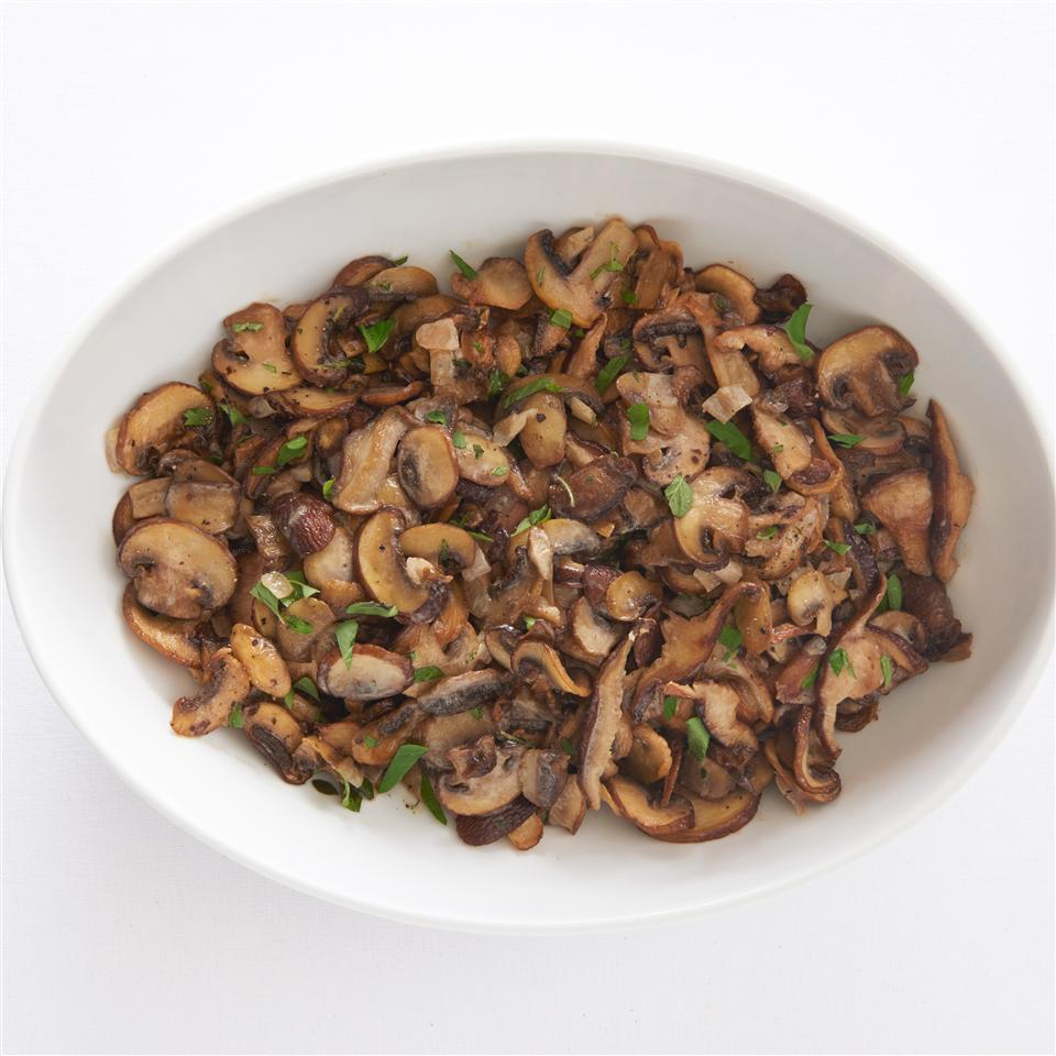 Creamy Wild Mushroom Ragout Allrecipes Magazine