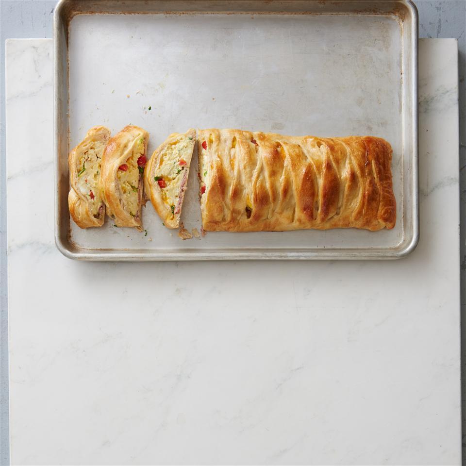 Scrambled Egg Brunch Bread Allrecipes Magazine