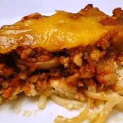 Spaghetti Pie III Stacy McVay