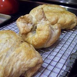 Mediterranean Puff Pastry Chicken CPA