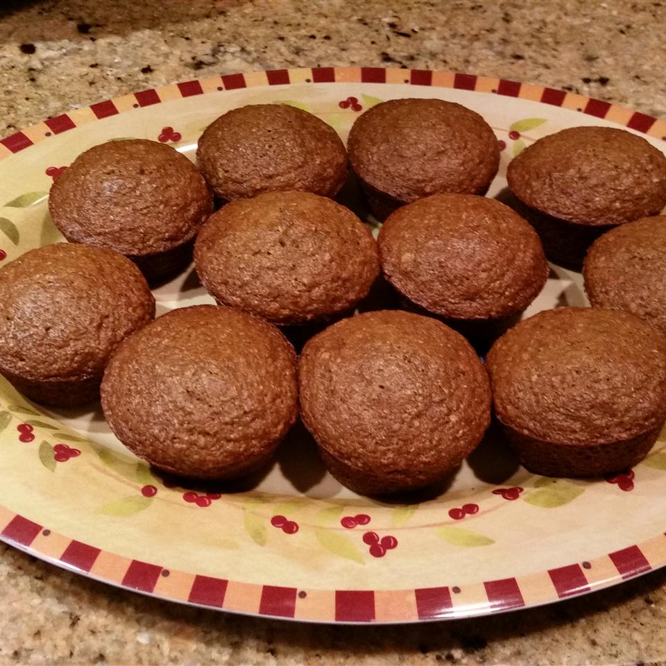 Classic Bran Muffins katie