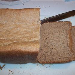 Maple Whole Wheat Bread