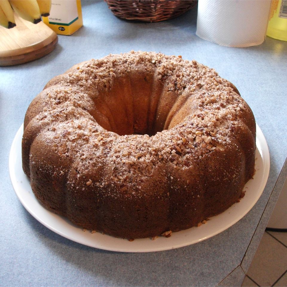 Cream Cheese Coffee Cake II