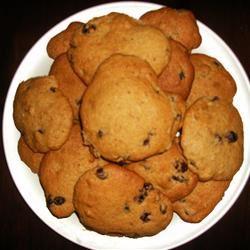 Jumbo Raisin Cookies julie