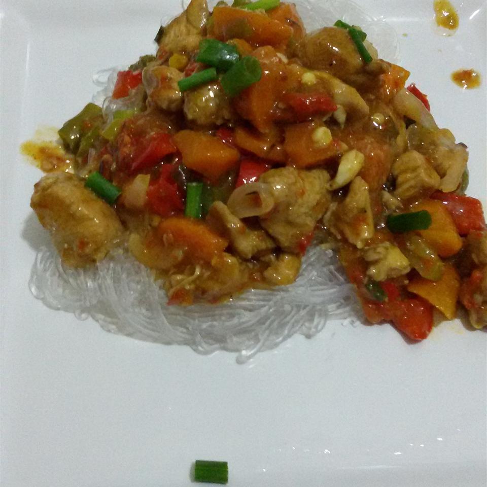 Kung Wow Chicken Olanrewaju