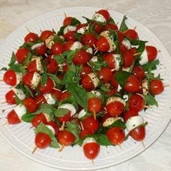 Tomato and Mozzarella Bites Kristinmae