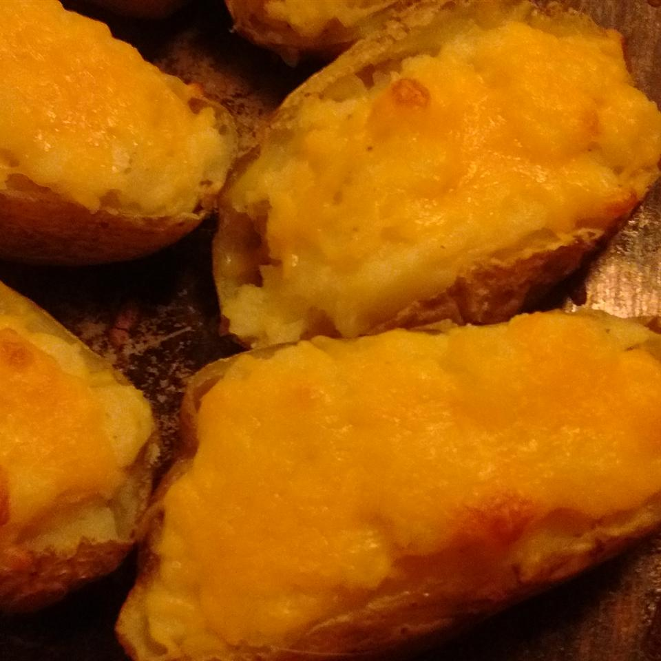 Twice-Baked Ranch Potatoes