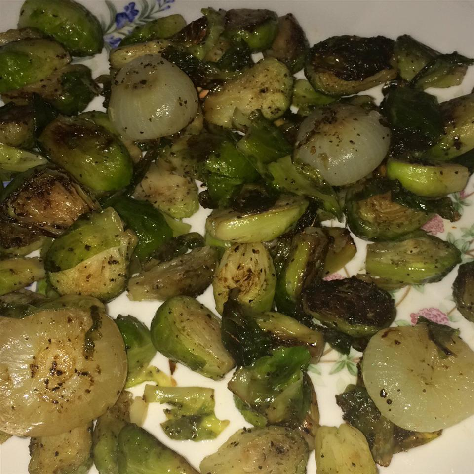 Chef John's Roasted Brussels Sprouts BH66