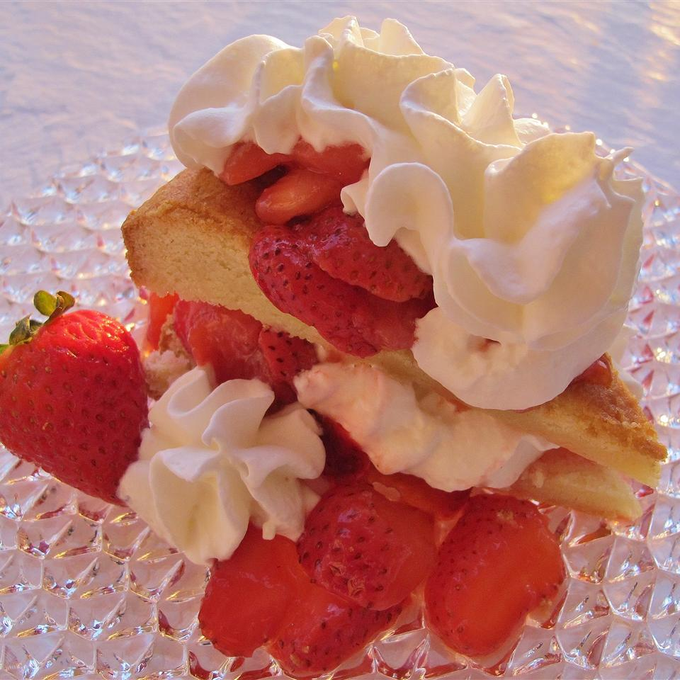 Old-Fashioned Shortcake