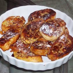 Almond French Toast Badpen
