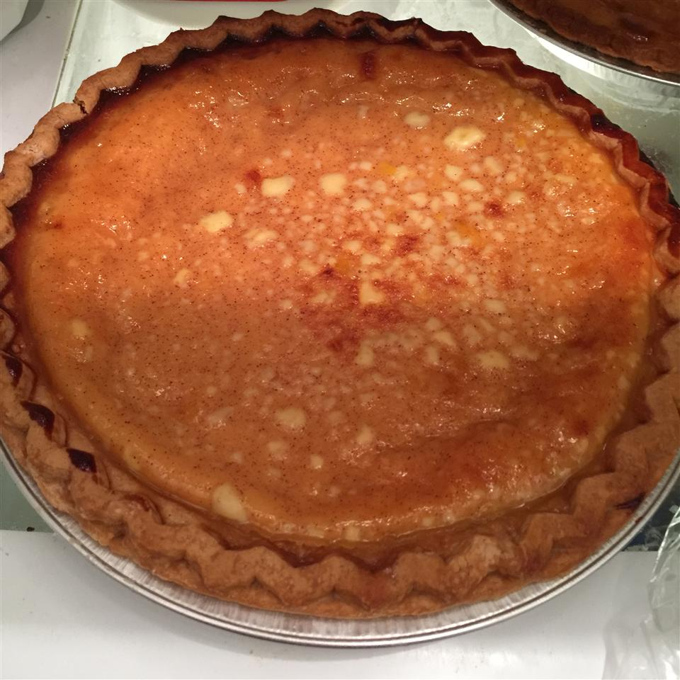 Egg Custard Pie II Satrin Gumataotao