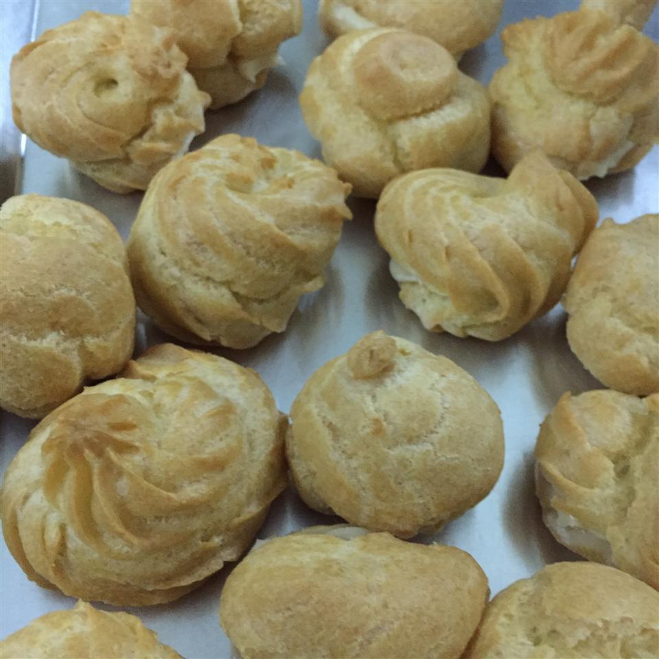 Cream Puffs I