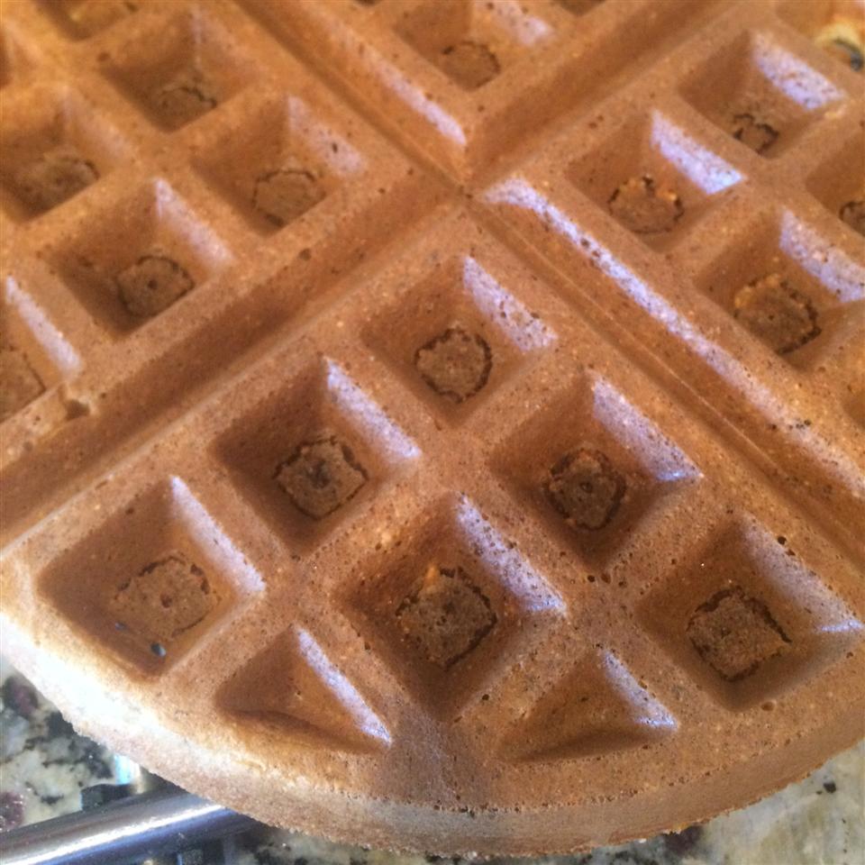 Whole Wheat Oat Waffles Roxana Soltero