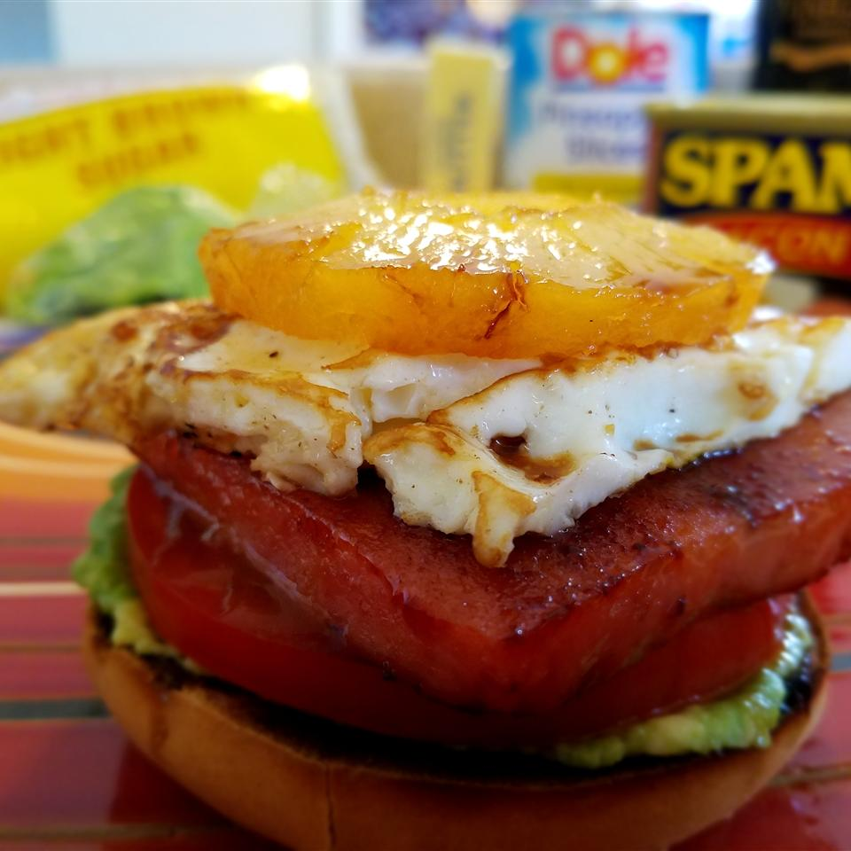 The Ultimate Open-faced Breakfast SPAM®WICH Sandwich Allrecipes Trusted Brands