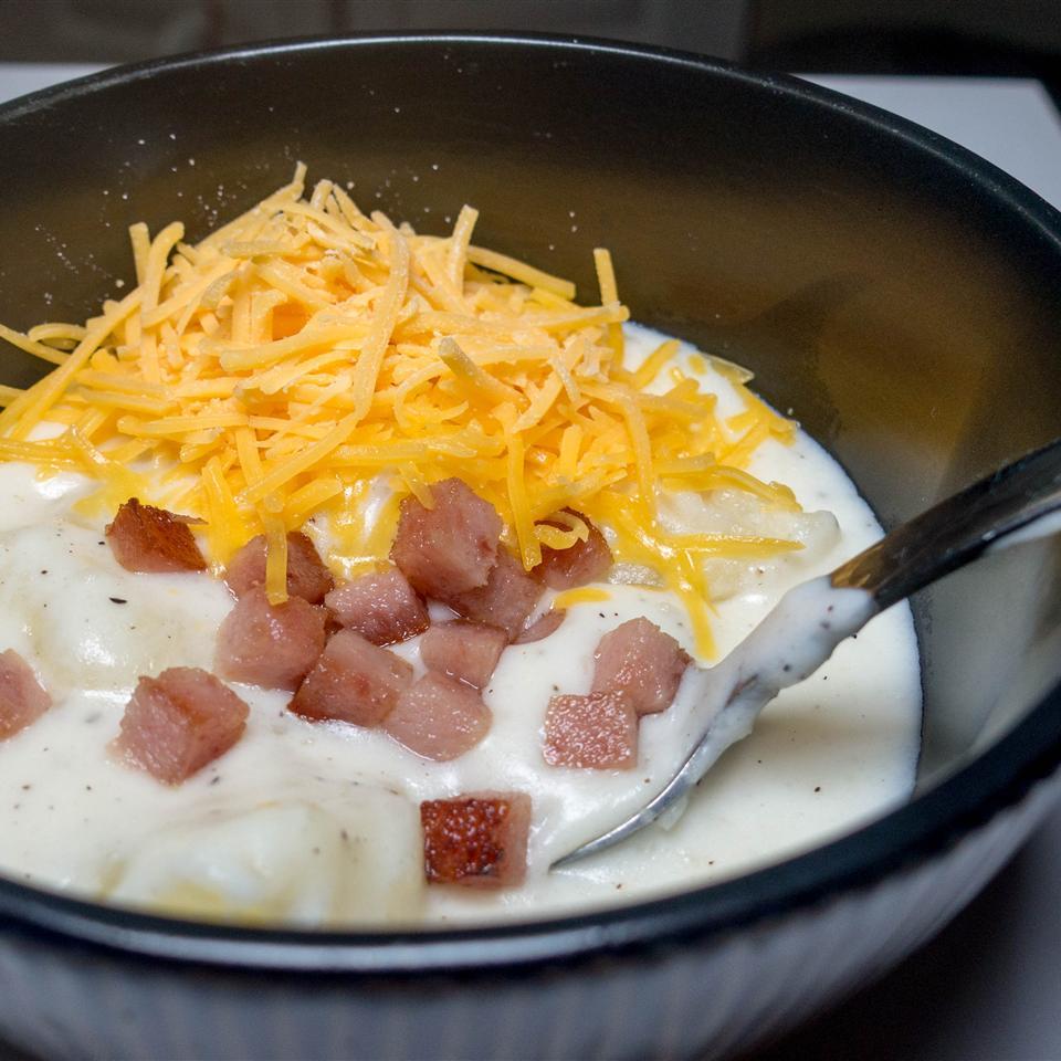 SPAM® and Potato Soup