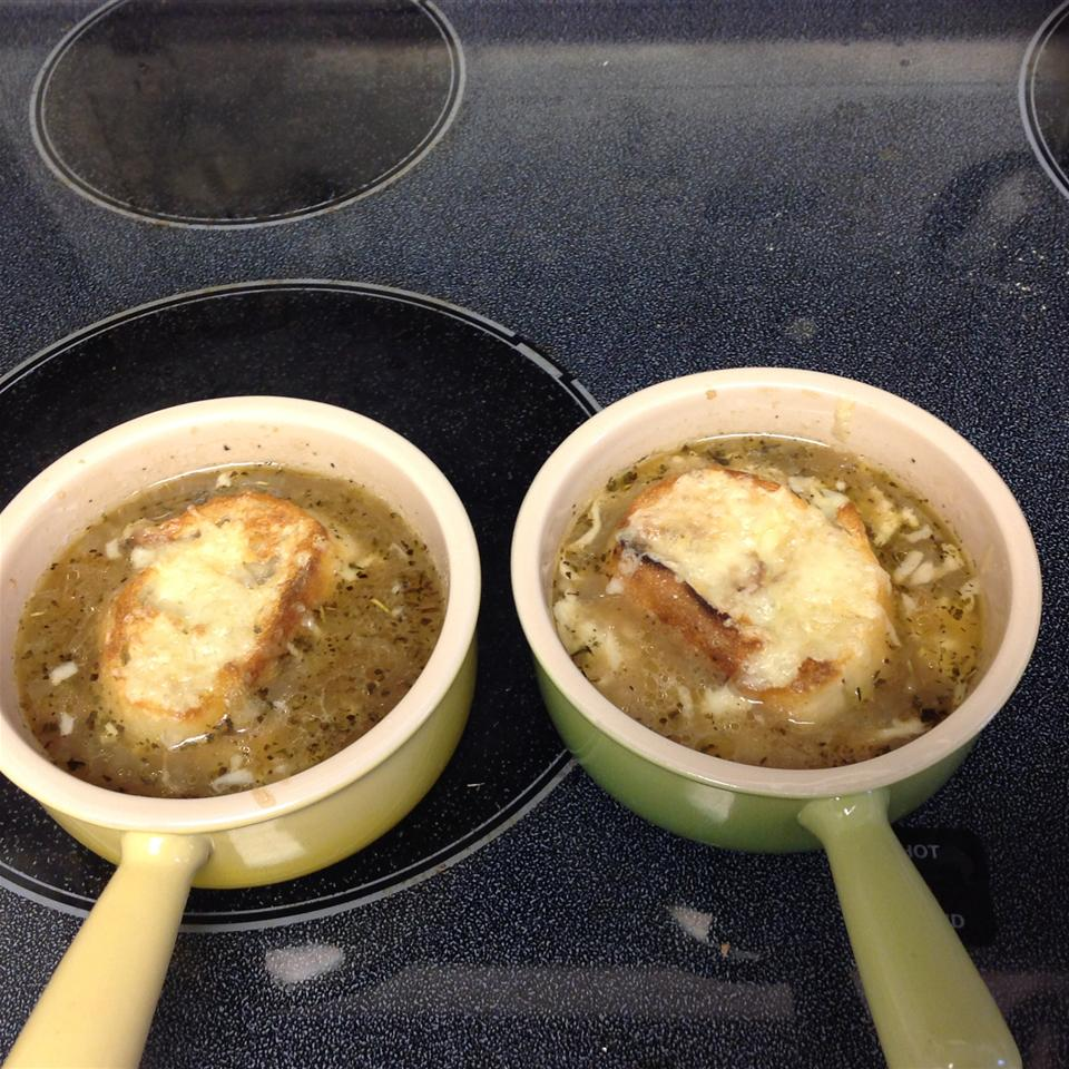 French Onion Soup VIII Melissa Rose