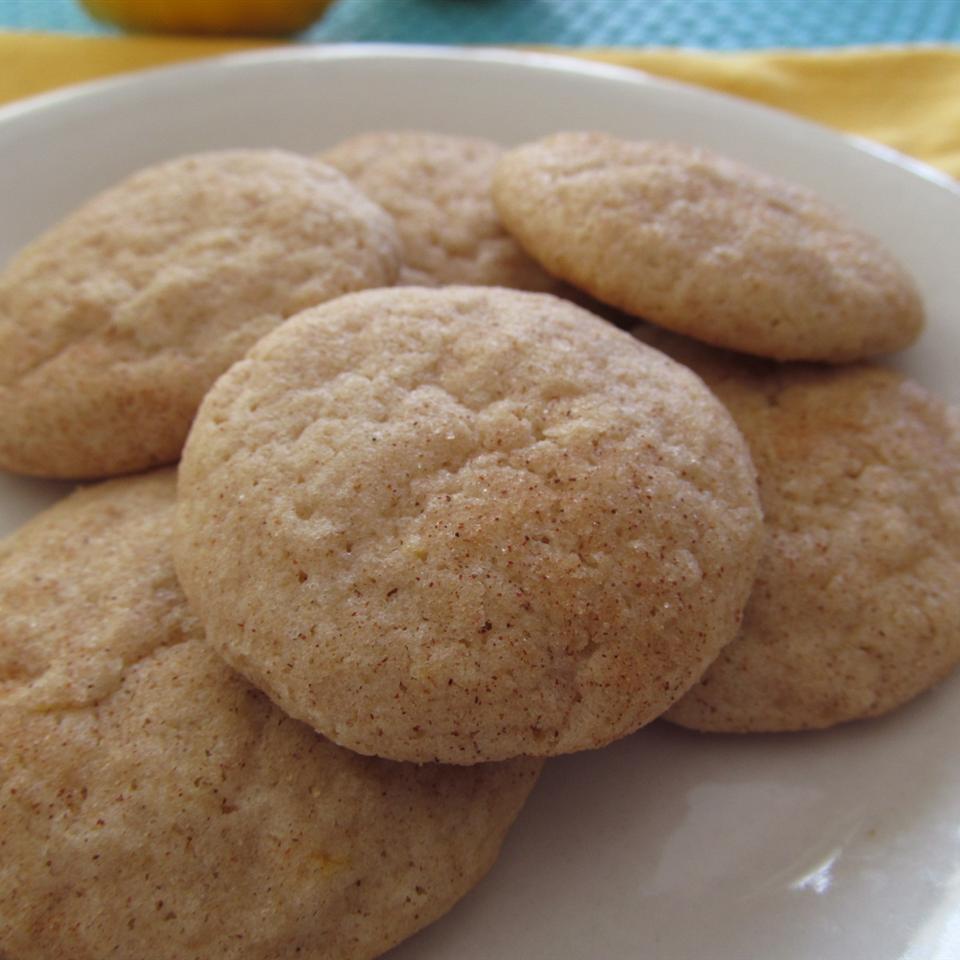 Cinnamon Lemon Cookies Sugarplum