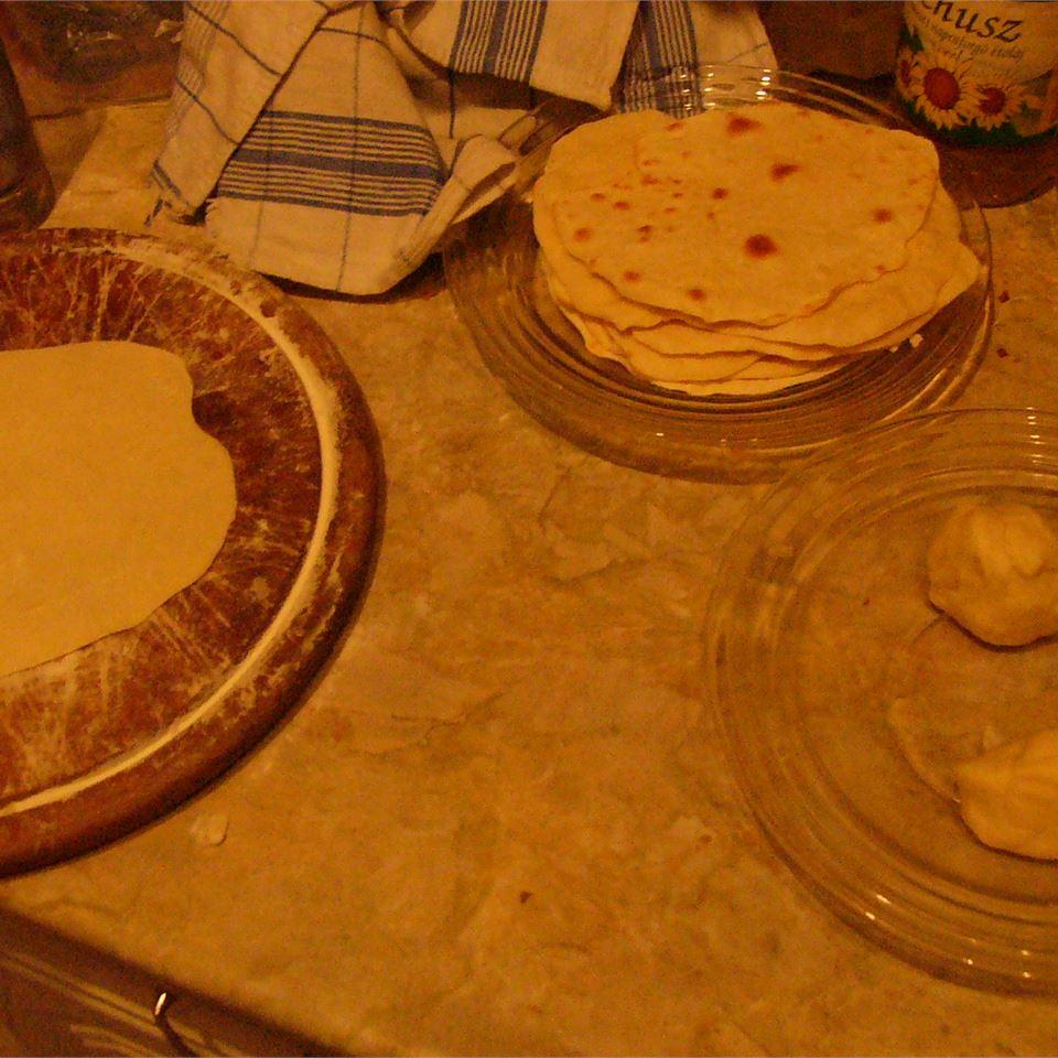 Tortillas I Aron