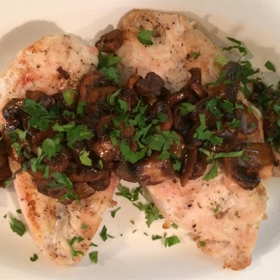 Chef John's Chicken and Mushrooms