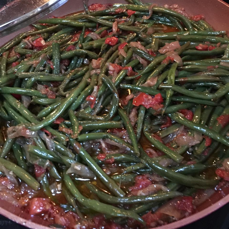 Greek Green Beans Debra Ann Litwin