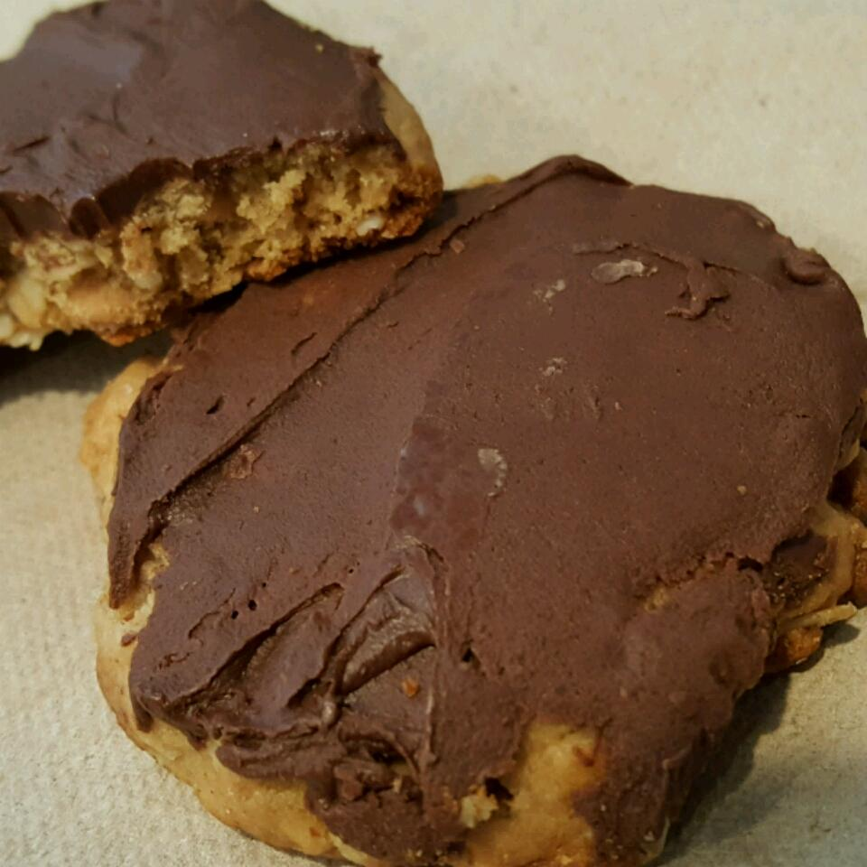 Choco Peanut Butter Cookies Kathi