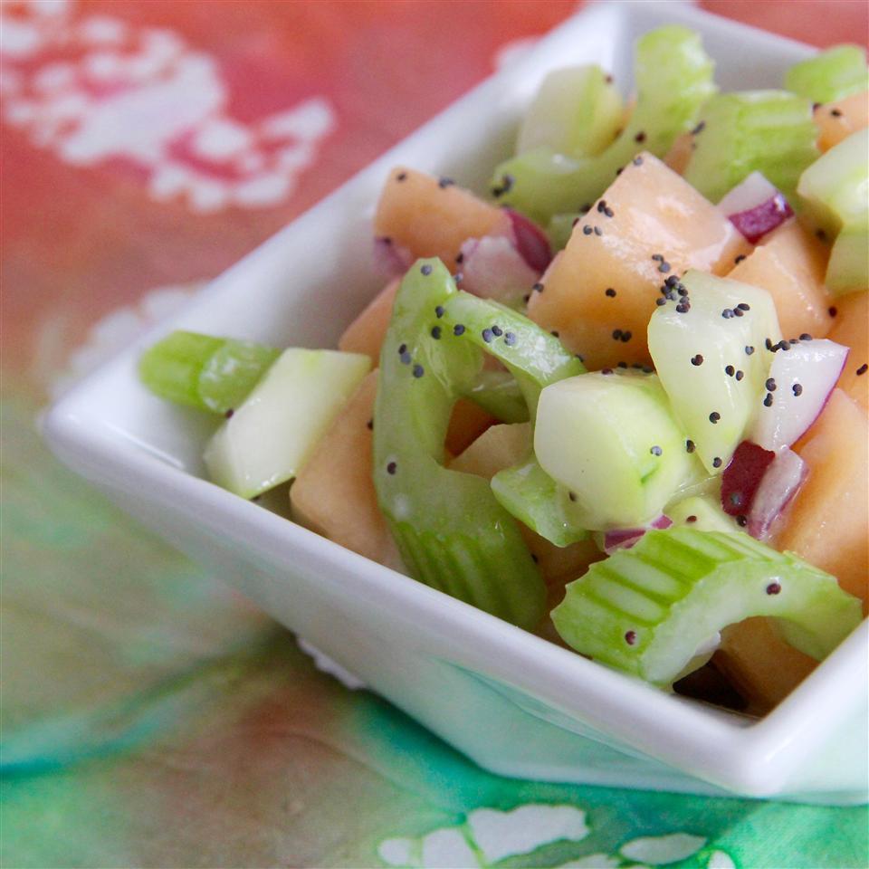 Poppy Seed Summer Salad
