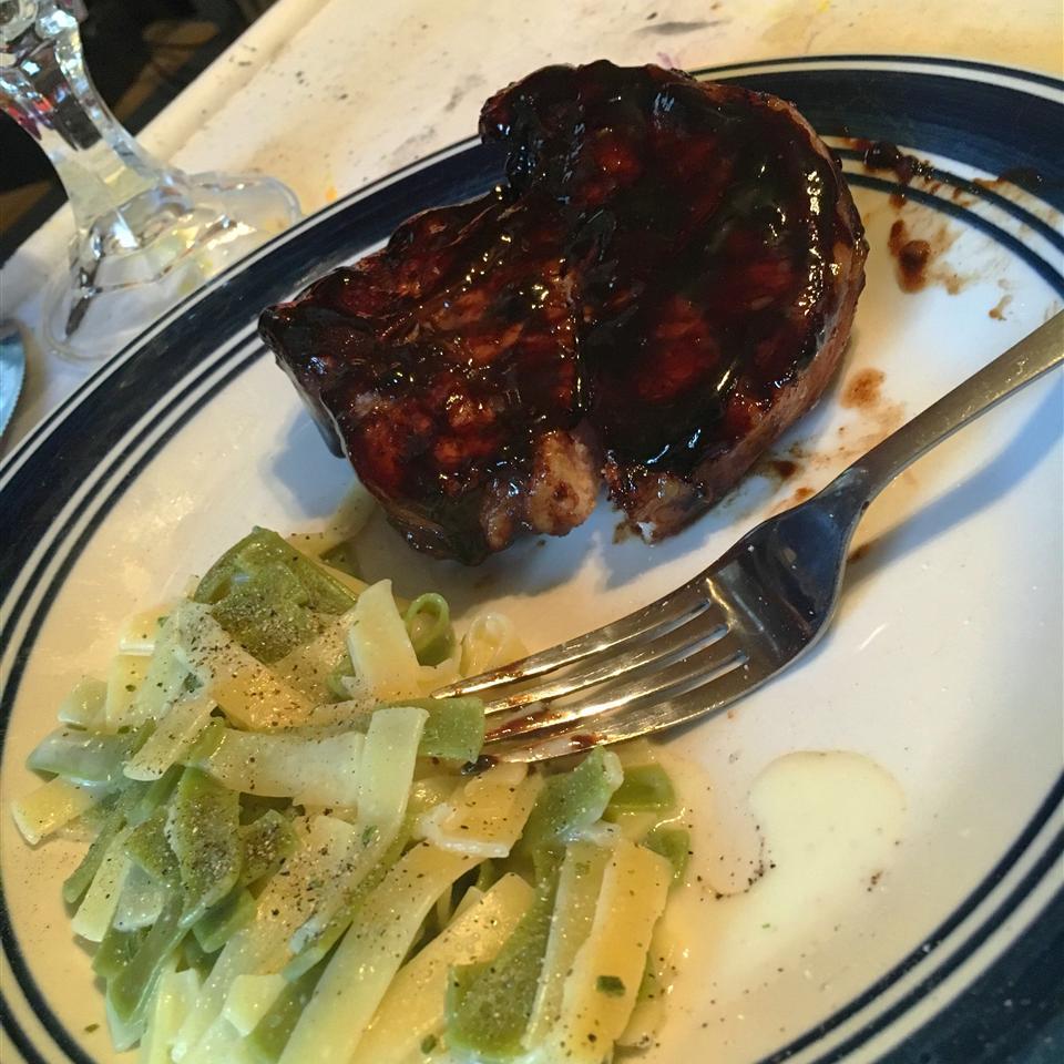 Italian BBQ Pork Chops Ashley DeBaets