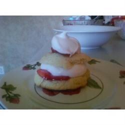 Strawberry Lemon Shortcake brebebe18
