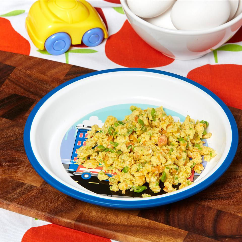 Egg and Veggie Scramble Trusted Brands