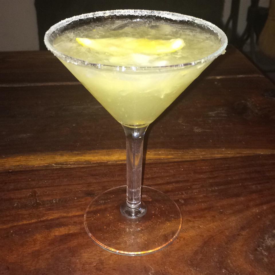 Meyer Lemon Martini fdr1968