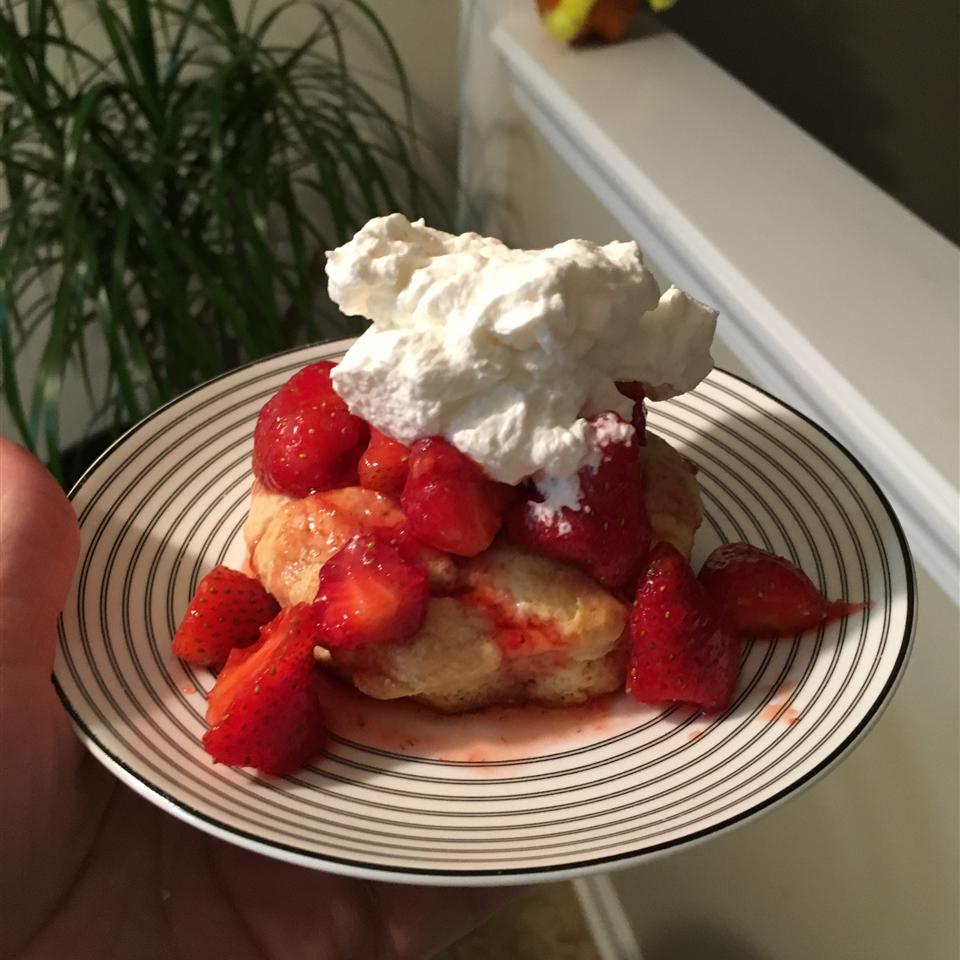 Chef John's Classic Strawberry Shortcake Kelly Deeds Lindsay