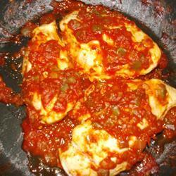 Picante Chicken smb181989
