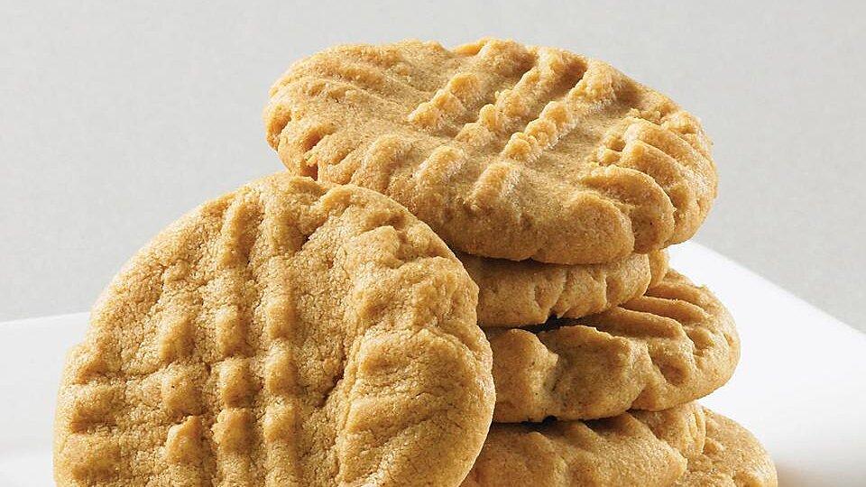 Super-Easy Peanut Butter Cookies