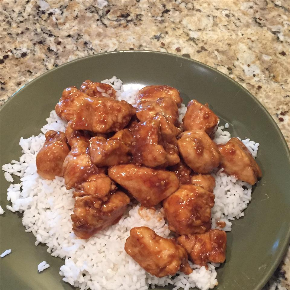 Ten Minute Szechuan Chicken Jack Grigsby III