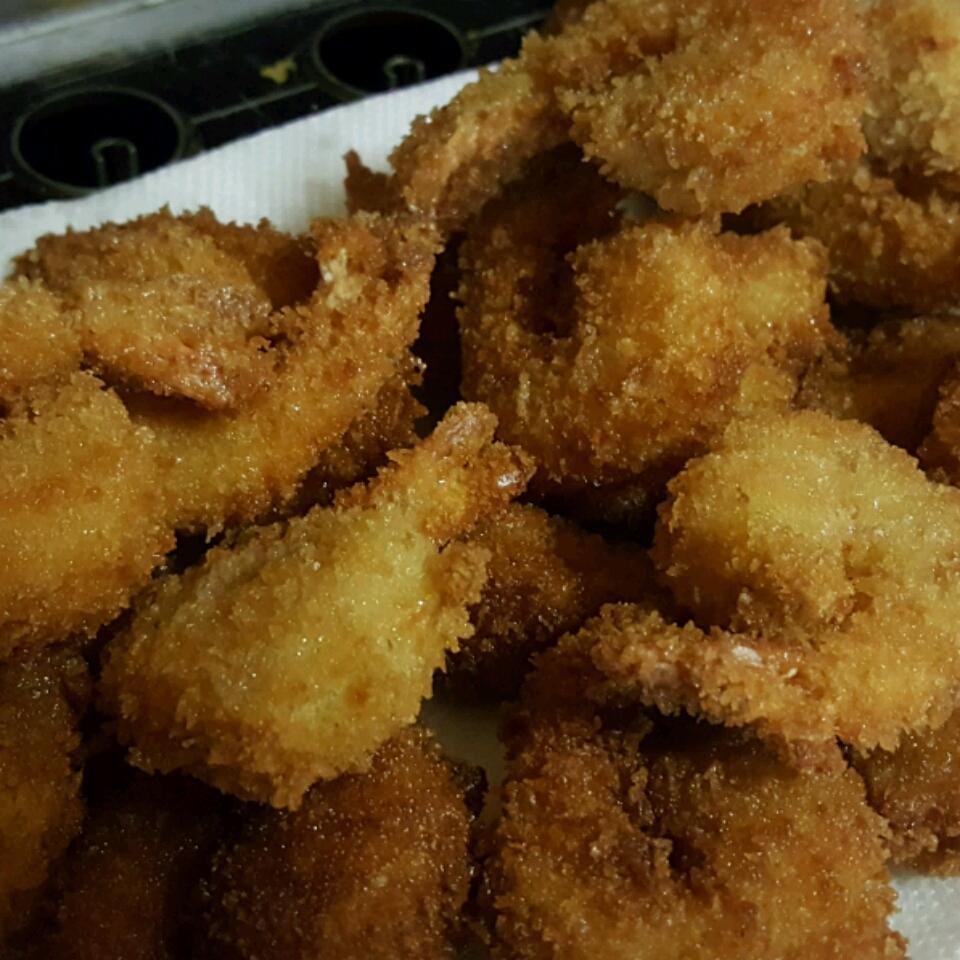 Japanese-Style Deep-Fried Shrimp David Eichhorn
