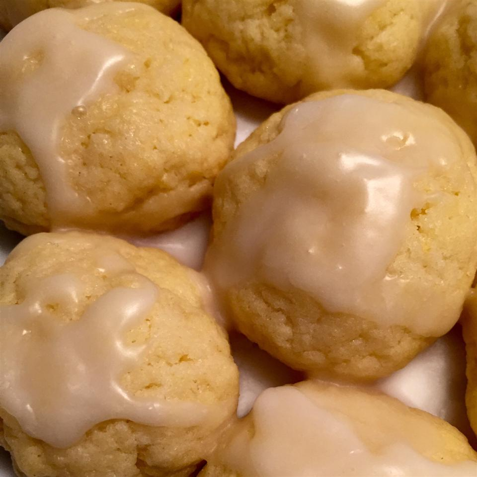 Lemon Pound Cake Cookies monzi