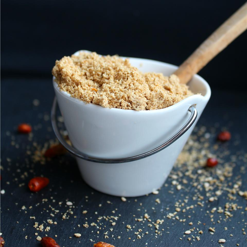 Nuvvu Podi (Sesame Seed Powder) Buckwheat Queen