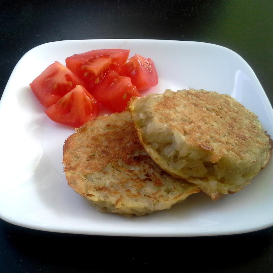 Potato Latkes I Rock_lobster