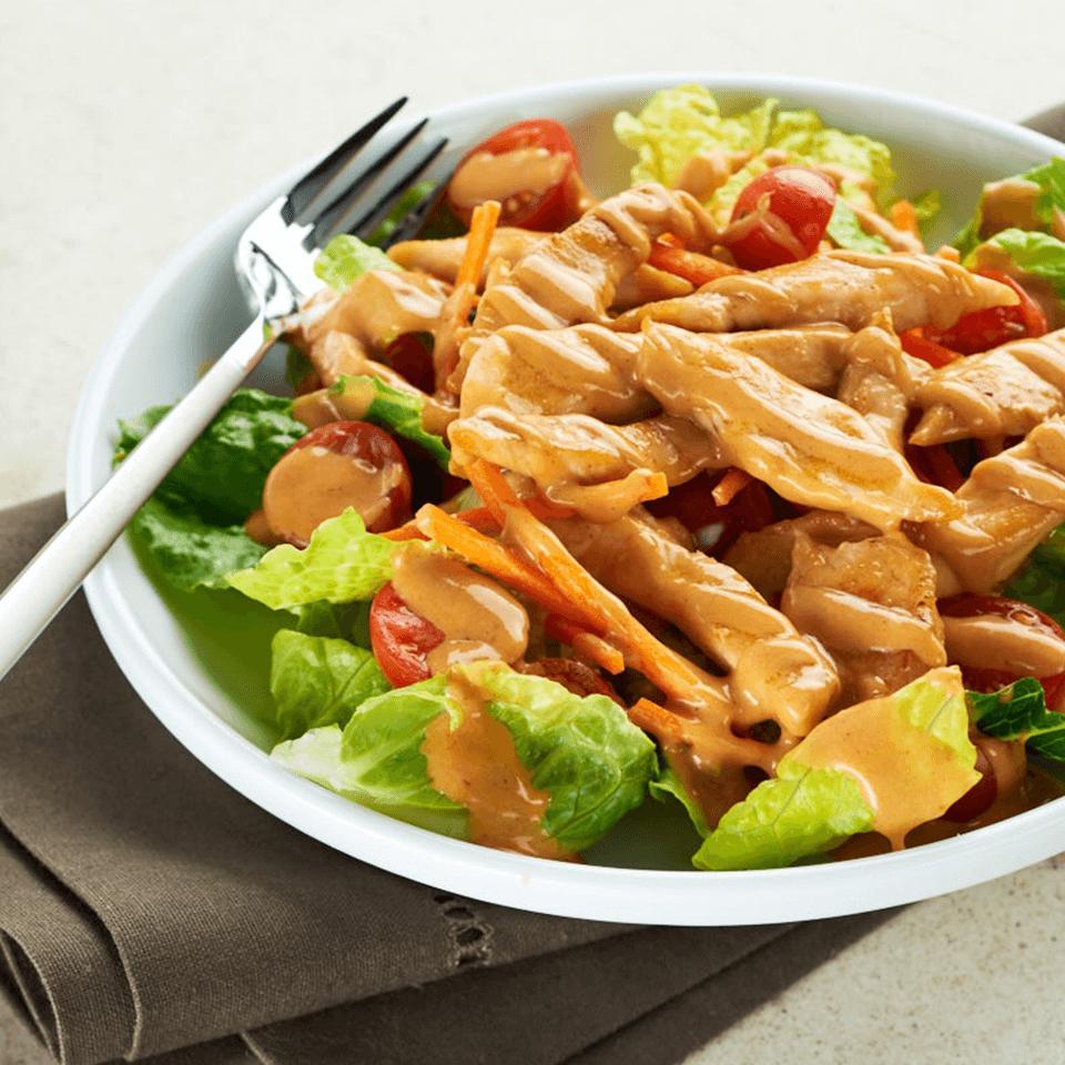 Quick Thai Chicken Salad Kraft Peanut Butter