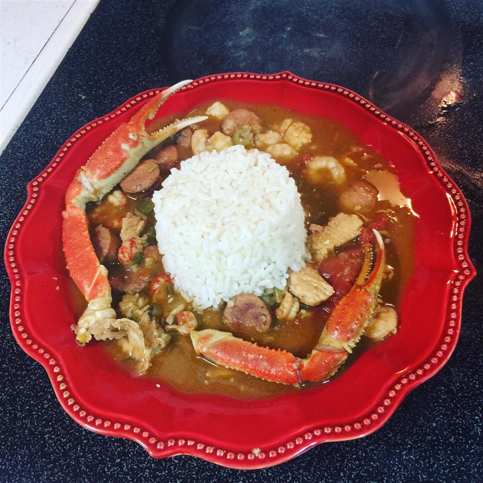 Good New Orleans Creole Gumbo Kevin N Chantel Emerson