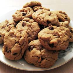 Chocolate Peanut Butter Cup Cookies ETHEREALITE