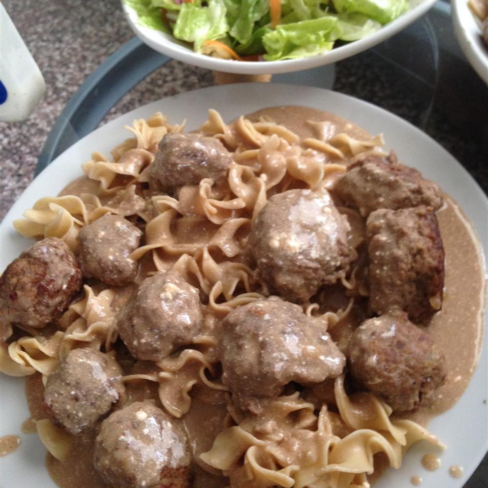 Swedish Meatballs (Svenska Kottbullar)