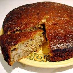 Zucchini Cake III ButtercupBento