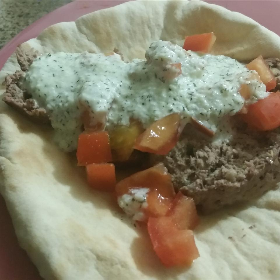 Traditional Gyro Meat