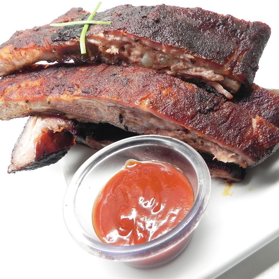 Big John's BBQ Ribs and Dry Spice Rub